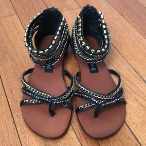Steven Madden Flat Sandals